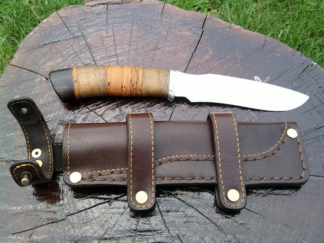 Чехлы ножи сделать своими руками